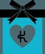 Kamorii give as a gift logo